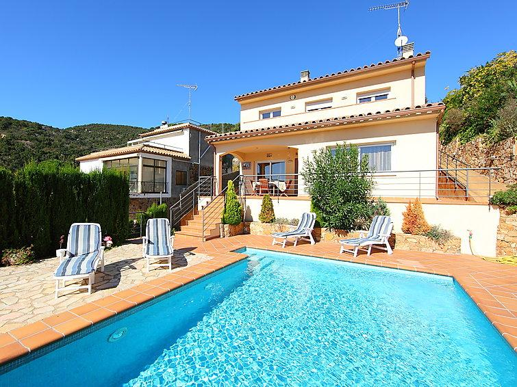 4 bedroom Villa in Calonge, Costa Brava, Spain : ref 2009044 - Image 1 - Calonge - rentals
