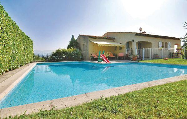 4 bedroom Villa in Nice, Cote D Azur, France : ref 2041390 - Image 1 - Cote d'Azur- French Riviera - rentals