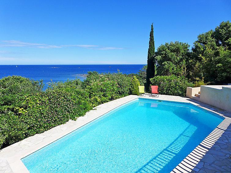 4 bedroom Villa in Sainte Maxime, Cote d'Azur, France : ref 2012752 - Image 1 - Saint-Maxime - rentals