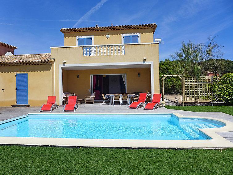 3 bedroom Villa in Sainte Maxime, Cote d'Azur, France : ref 2012755 - Image 1 - Saint-Maxime - rentals