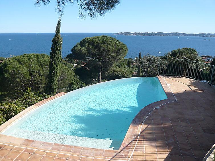 4 bedroom Villa in Sainte Maxime, Cote D Azur, France : ref 2012766 - Image 1 - Saint-Maxime - rentals