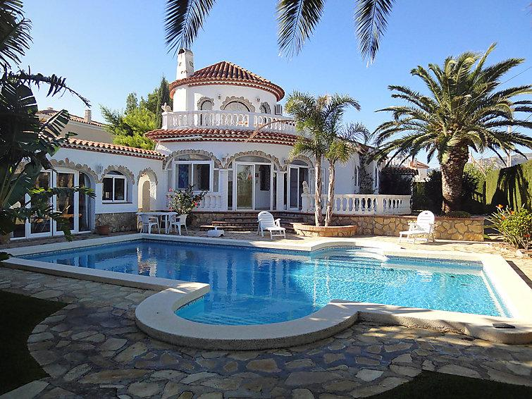 5 bedroom Villa in Miami Platja, Costa Daurada, Spain : ref 2016371 - Image 1 - Miami Platja - rentals
