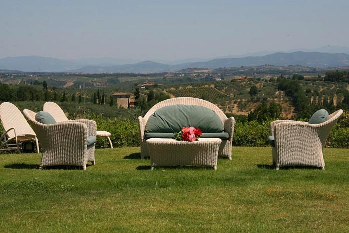 11 bedroom Villa in Tavarnelle Val Di Pesa, Tuscany, Italy : ref 2017861 - Image 1 - Tavarnelle Val di Pesa - rentals
