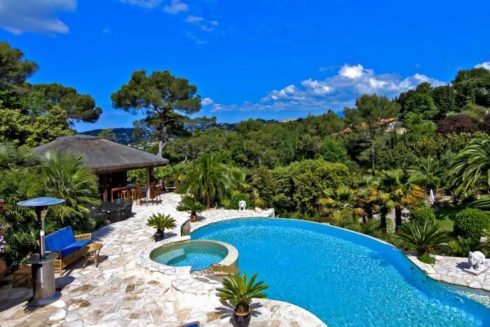 5 bedroom Villa in Mougins, Cote D Azur, France : ref 2017918 - Image 1 - Mougins - rentals