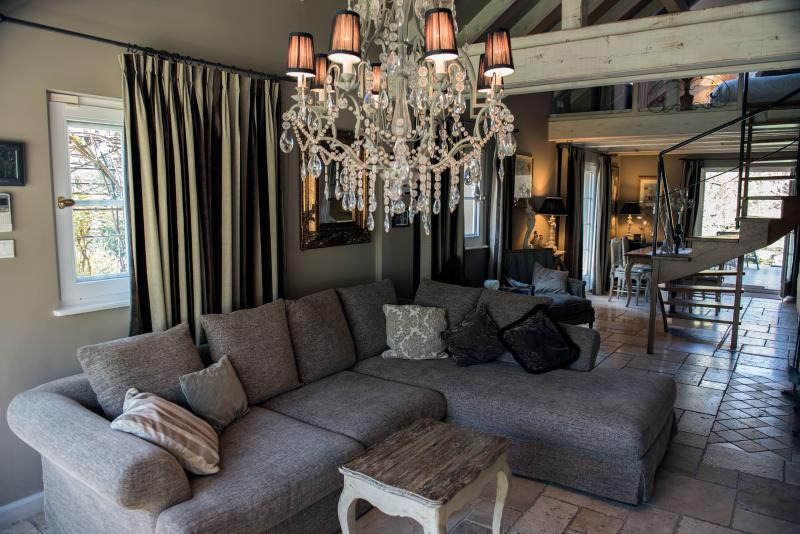 cottage living room - NEW: Le B Cottage ***** house 120m² - Riquewihr - rentals