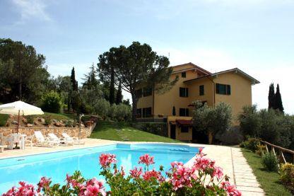 7 bedroom Villa in Cortona, Tuscany, Italy : ref 2020445 - Image 1 - Castiglion Fiorentino - rentals