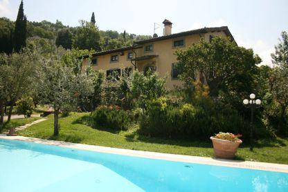 7 bedroom Villa in Cortona, Tuscany, Italy : ref 2020448 - Image 1 - Castiglion Fiorentino - rentals