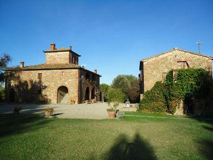 8 bedroom Villa in Cortona, Tuscany, Italy : ref 2020487 - Image 1 - Guazzino - rentals