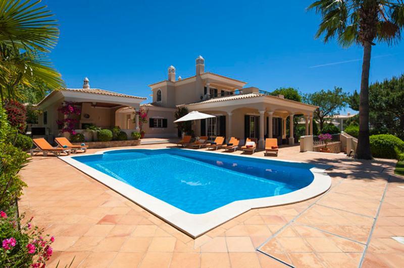 5 bedroom Villa in Vilamoura, Algarve, Portugal : ref 2022262 - Image 1 - Quarteira - rentals
