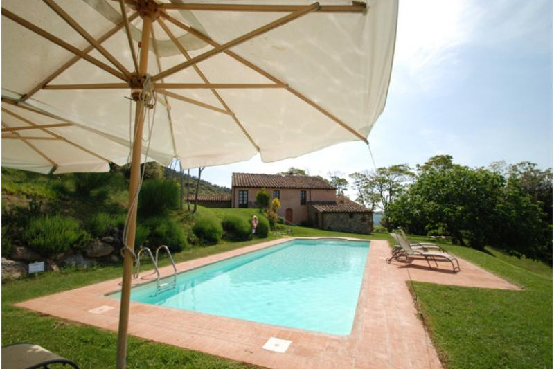 4 bedroom Villa in Florence, Tuscany, Italy : ref 2022503 - Image 1 - Gambassi Terme - rentals