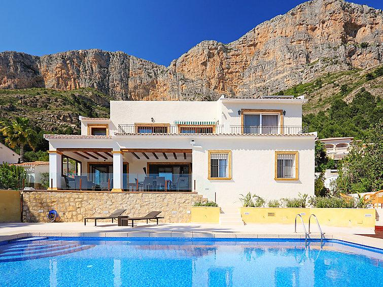 4 bedroom Villa in Javea, Costa Blanca, Spain : ref 2023502 - Image 1 - Jesus Pobre - rentals