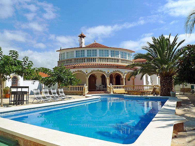 4 bedroom Villa in Miami Platja, Costa Daurada, Spain : ref 2055784 - Image 1 - Montroig - rentals