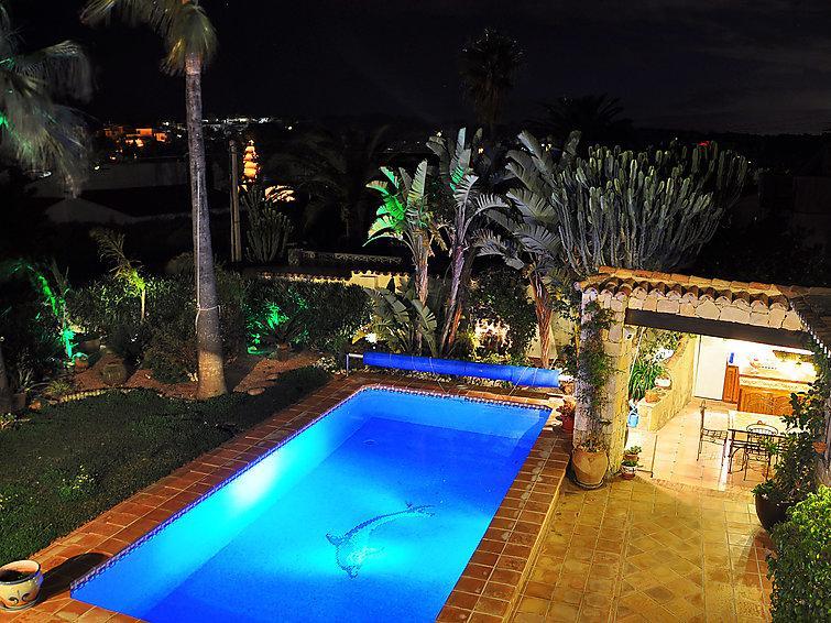 5 bedroom Villa in Moraira, Costa Blanca, Spain : ref 2055931 - Image 1 - La Llobella - rentals