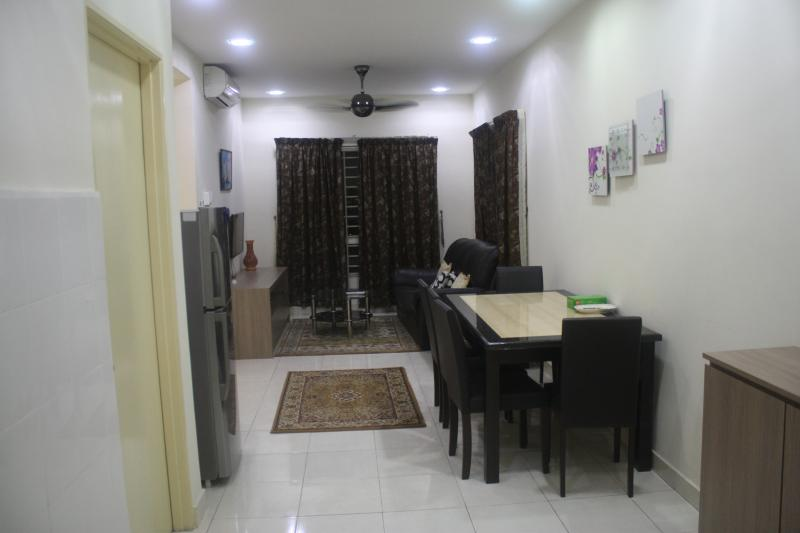Main Area - KL Easystay-Nice & Fully Equipped Apartments - Kuala Lumpur - rentals