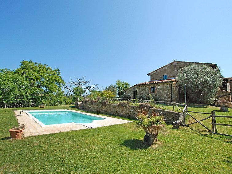 8 bedroom Villa in Monte San Savino, Chianti, Italy : ref 2058043 - Image 1 - Monte San Savino - rentals