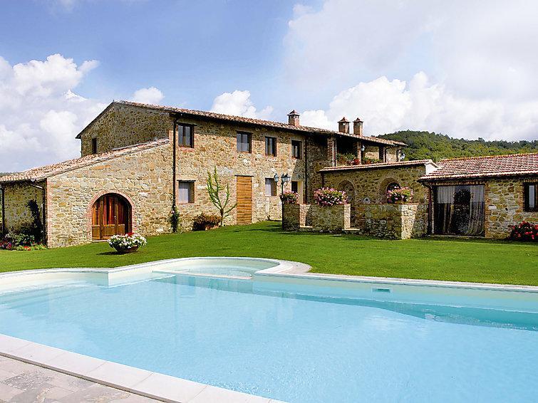 8 bedroom Villa in Monte San Savino, Chianti, Italy : ref 2058044 - Image 1 - Monte San Savino - rentals
