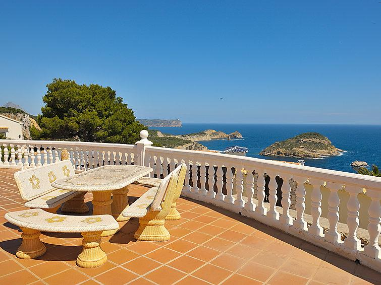 5 bedroom Villa in Javea, Costa Blanca, Spain : ref 2084649 - Image 1 - Xabia - rentals