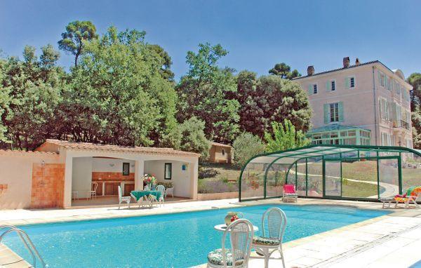 7 bedroom Villa in Pourrieres, Cote D Azur, Var, France : ref 2089632 - Image 1 - Pourrieres - rentals