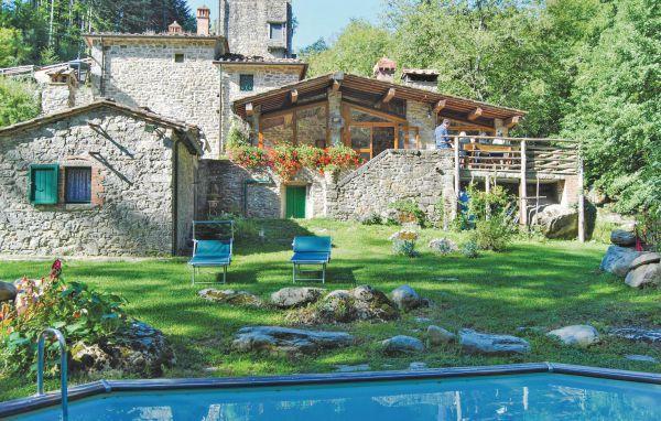 6 bedroom Villa in Talla, Tuscany, Arezzo / Cortona And Surroundings, Italy : ref 2090505 - Image 1 - Bagnena - rentals