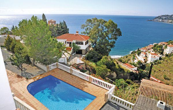 6 bedroom Villa in Almunecar, Andalucia, Granada, Spain : ref 2091093 - Image 1 - Almunecar - rentals