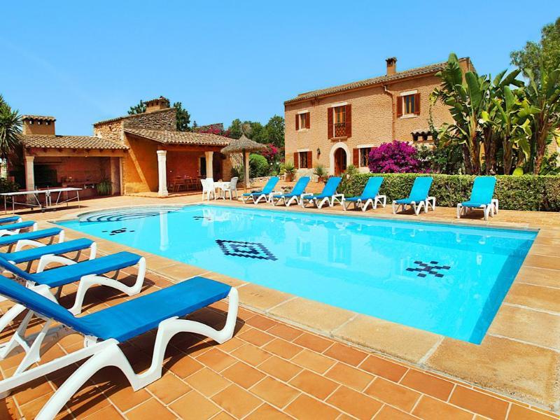 5 bedroom Villa in Calonge, Cala Dor, Mallorca : ref 2091372 - Image 1 - Calonge - rentals