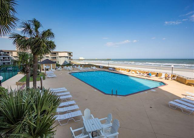 Fantastic property great ocean front ,Maisons-Sur-Mer # 608, Myrtle Beach SC - Image 1 - Myrtle Beach - rentals
