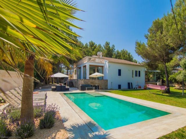 4 bedroom Villa in Mal Pas, Mallorca, Alcudia, Mallorca : ref 2093012 - Image 1 - Mal Pas - rentals