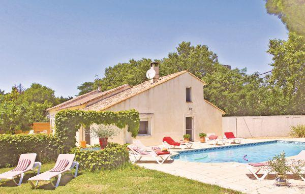 6 bedroom Villa in Aigues-Mortes, Languedoc roussillon, France : ref 2095748 - Image 1 - Sylvereal - rentals