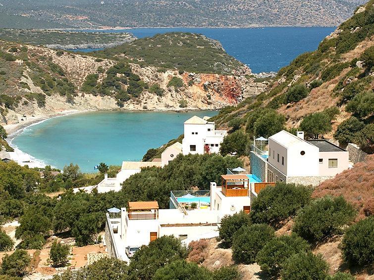 2 bedroom Villa in Istron, Agios Nikolaos, Crete, Greece : ref 2098915 - Image 1 - Kalo Chorio - rentals