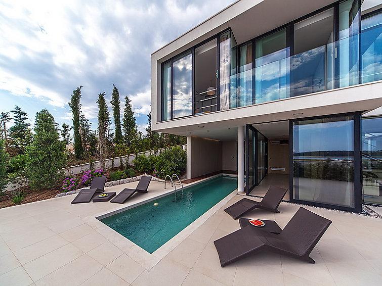 3 bedroom Villa in Primosten, Central Dalmatia, Croatia : ref 2099313 - Image 1 - Primosten - rentals