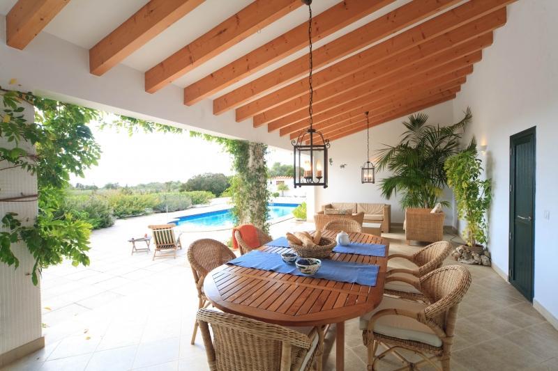 3 bedroom Villa in San Tomeu, Menorca, Menorca : ref 2132447 - Image 1 - Cala'n Porter - rentals