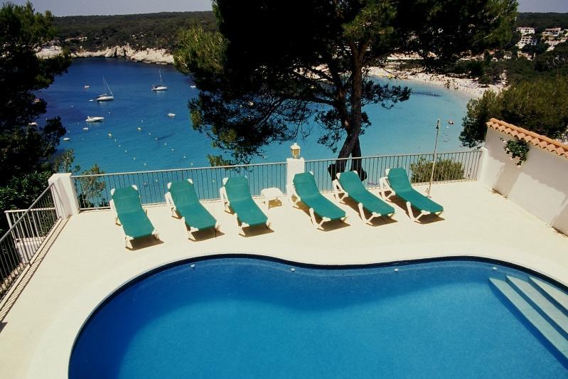 4 bedroom Villa in Cala Santa Galdana, Menorca, Menorca : ref 2132450 - Image 1 - Cala Galdana - rentals