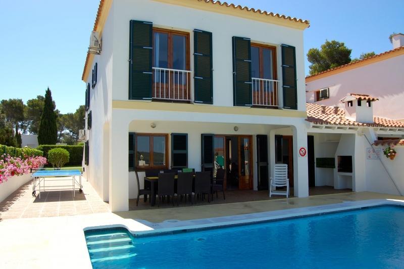4 bedroom Villa in Cala Santa Galdana, Menorca, Menorca : ref 2132451 - Image 1 - Cala Galdana - rentals