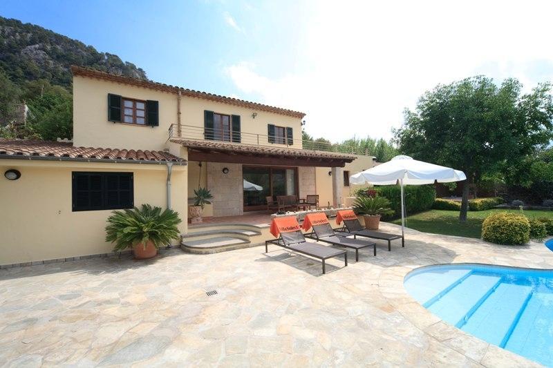 3 bedroom Villa in Old Town Pollensa, Pollensa, Mallorca : ref 2132458 - Image 1 - Pollenca - rentals