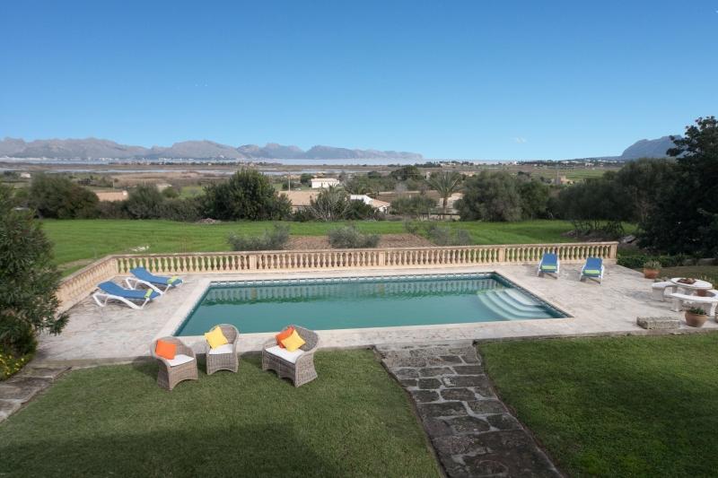 5 bedroom Villa in Eu Madrava, Pollensa, Mallorca : ref 2132469 - Image 1 - Alcudia - rentals