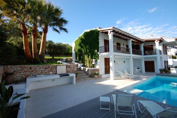 4 bedroom Villa in Cala Santa Galdana, Menorca, Menorca : ref 2132482 - Image 1 - Serpentona - rentals