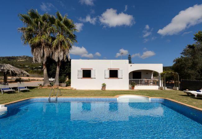3 bedroom Villa in San Jose, Es Cubells, Baleares, Ibiza : ref 2132820 - Image 1 - San Jose - rentals