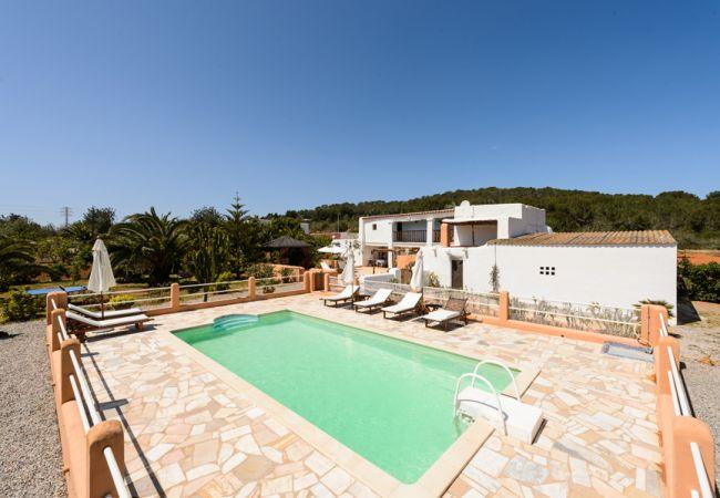 4 bedroom Villa in Santa Eulalia Del Rio, Baleares, Ibiza : ref 2132824 - Image 1 - Es Codolar - rentals