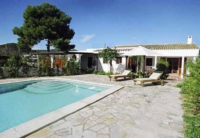 3 bedroom Villa in San Jose, Sant Agustin, Ibiza, Ibiza : ref 2132825 - Image 1 - San Jose - rentals