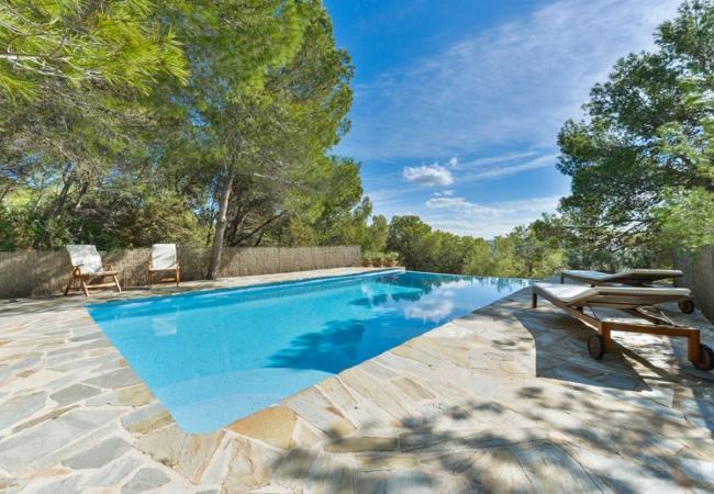 3 bedroom Villa in Ibiza Town, Ibiza, Ibiza : ref 2132830 - Image 1 - Ibiza Town - rentals