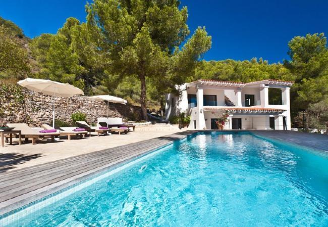 4 bedroom Villa in San Jose, Salinas, Baleares, Ibiza : ref 2132832 - Image 1 - Es Vive - rentals