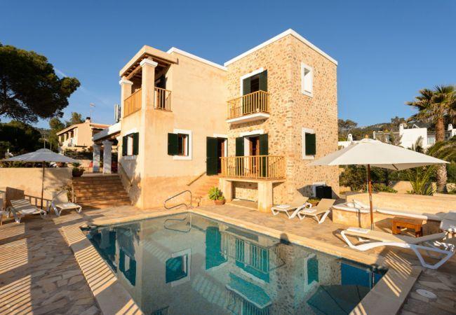4 bedroom Villa in San Jose, Cala Vadella, Ibiza, Ibiza : ref 2132838 - Image 1 - San Jose - rentals