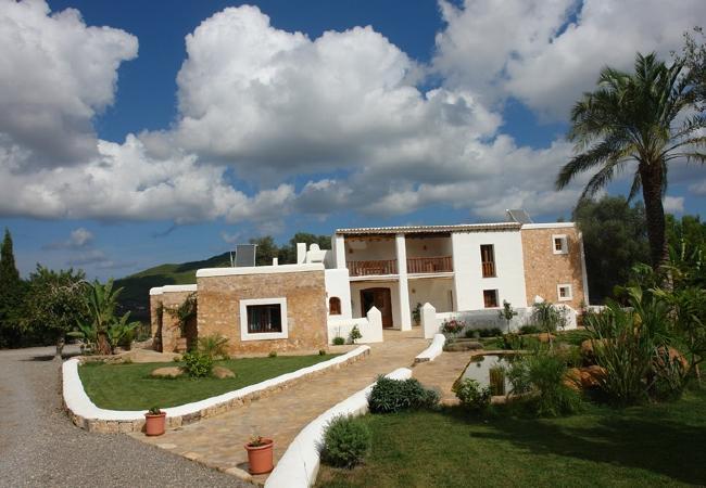 6 bedroom Villa in Sant Joan De Labritja, Ibiza, Ibiza : ref 2132859 - Image 1 - Sant Joan de Labritja - rentals