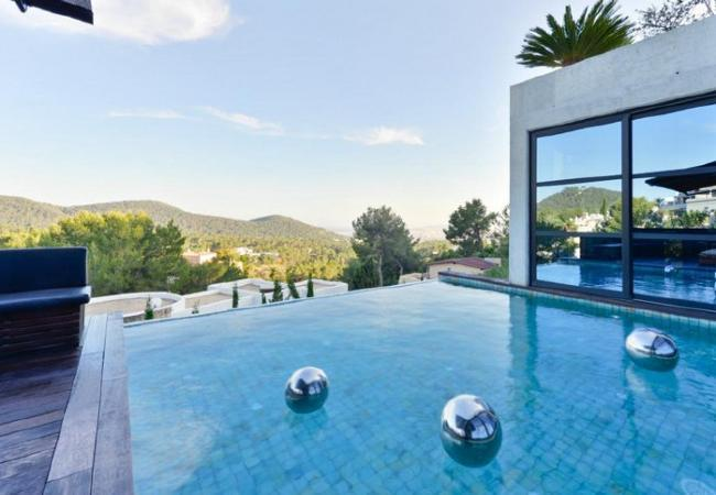 5 bedroom Villa in Ibiza Town, Can Furnet, Baleares, Ibiza : ref 2132895 - Image 1 - Ibiza Town - rentals