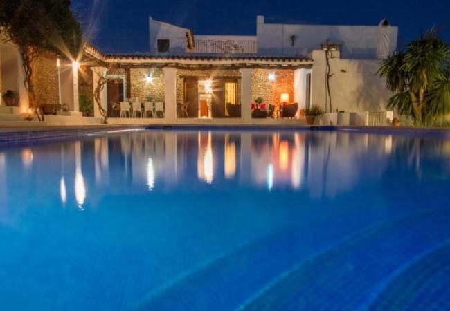 5 bedroom Villa in Santa Eulalia Del Rio, Puig Den Valls, Baleares, Ibiza : ref - Image 1 - Santa Eulalia del Rio - rentals