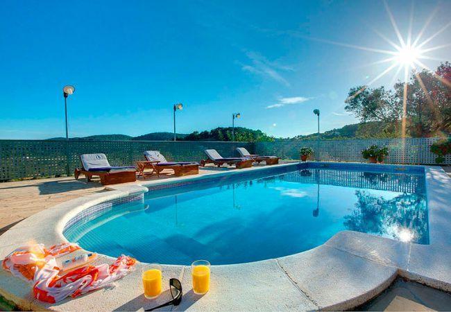 3 bedroom Villa in Sant Joan de Labritja, Sant Miquel De Balanzat, Baleares, Ibiza : ref 2132918 - Image 1 - San Miguel - rentals