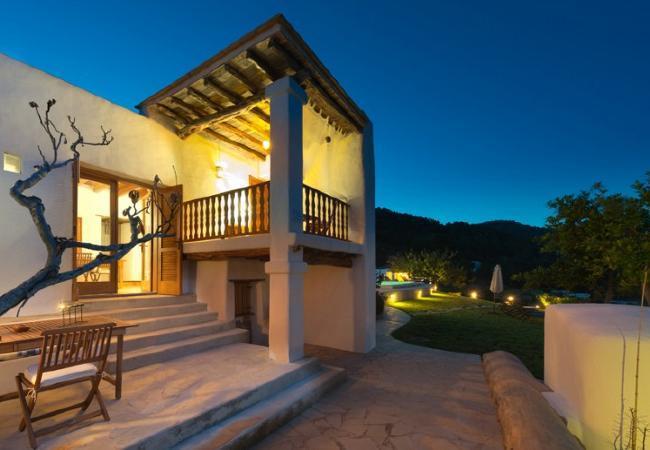 5 bedroom Villa in Sant Josep De Sa Talaia, Es Cubells, Ibiza, Ibiza : ref - Image 1 - Sant Josep De Sa Talaia - rentals