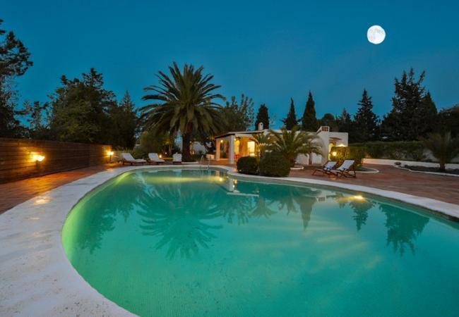 2 bedroom Villa in San Jose, Sant Agusti Des Vedra, Baleares, Ibiza : ref 2132929 - Image 1 - Ses-Paisses - rentals
