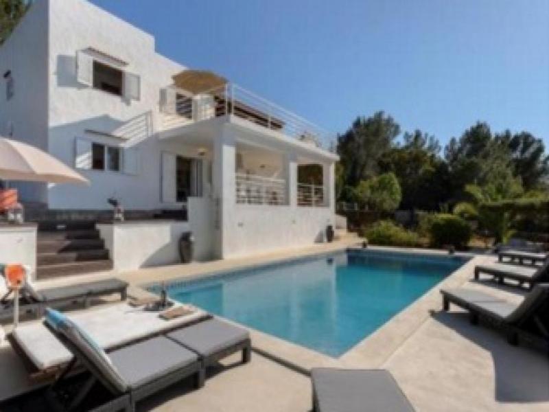 6 bedroom Villa in San Jose, Cala Tarida, Ibiza, Ibiza : ref 2132933 - Image 1 - San Jose - rentals