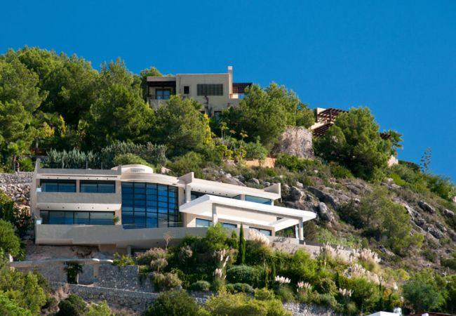 4 bedroom Villa in Ibiza Town, Talamanca, Ibiza, Ibiza : ref 2132937 - Image 1 - Ibiza Town - rentals